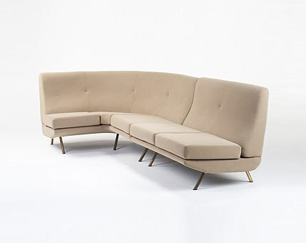 Sofa, two pieces