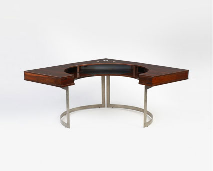 Executive desk by Wright