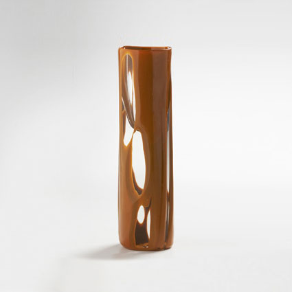 Scolpiti vase by Wright