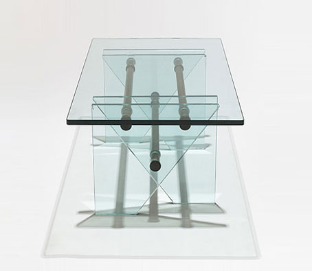 Coffee table de Wright