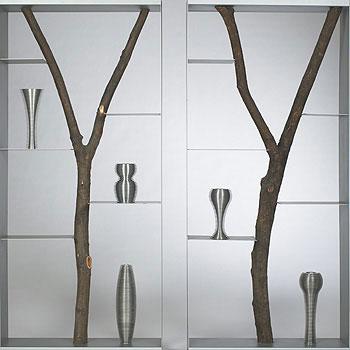 Amnesia vases, set of five