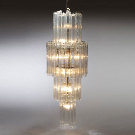 Arcadia chandelier by Wright