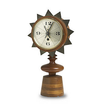 Chess Piece table clock, model no. 2251