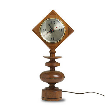 Chess Piece table clock, model no. 2252