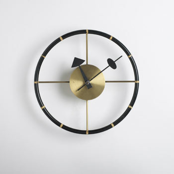 Steering Wheel clock, model no. 4756