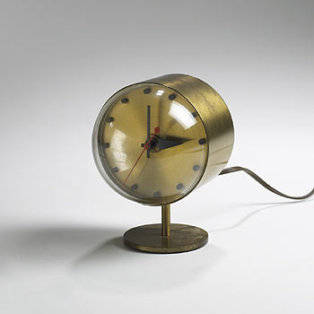 Table clock, model 4766 by Wright