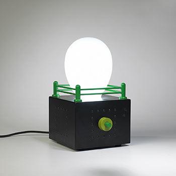 Still-Light table lamp di Wright