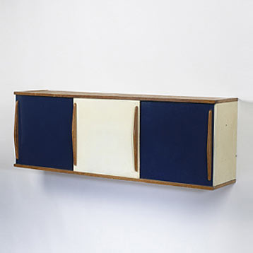 Wall-mounted cabinet