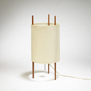 Three-Legged Cylinder Lamp