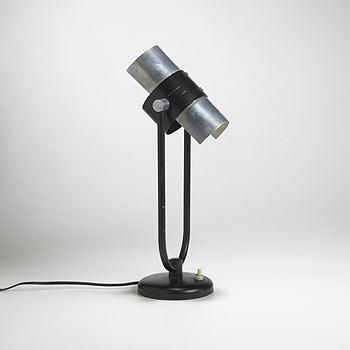 Secretaire lampe