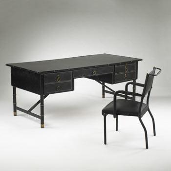 Executive desk / armchair