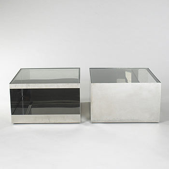 Low Rolling Tables, model no. 6027T