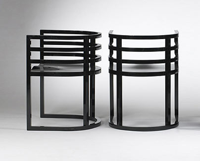 Chairs, model no. 810A