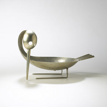 Figural bowl