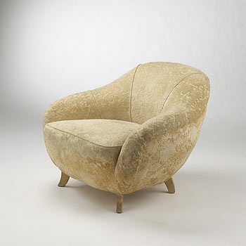 Easy chair, model no. 3950 by Wright