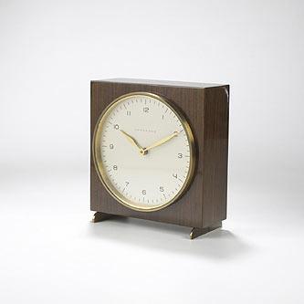 Wright-Table clock