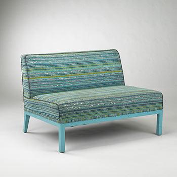 Custom settee