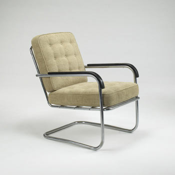 Lounge chair, model B-36