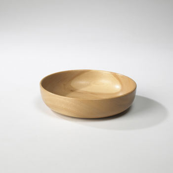 Turned Bowl no.104 by Wright
