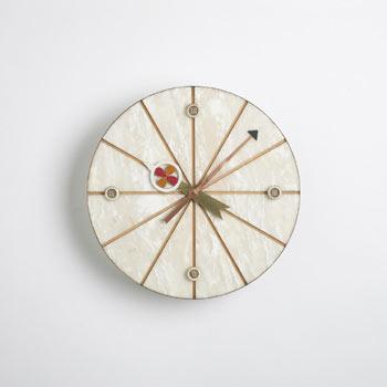 Wall clock, model 2258