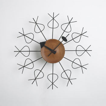 Wall clock, model 4775 by Wright
