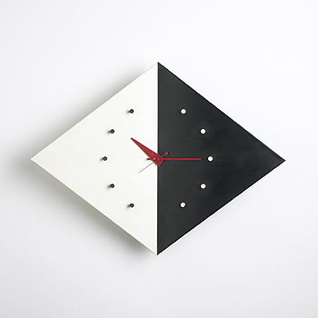 Wall clock, model 2201 by Wright