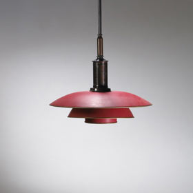PH-6/5 hanging lamp