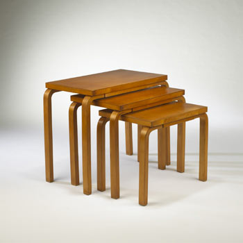 Nest of tables, model no. 88