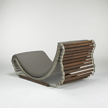 Chaise by Wright