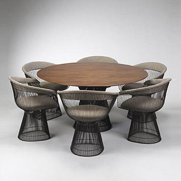 Wright-Dining set