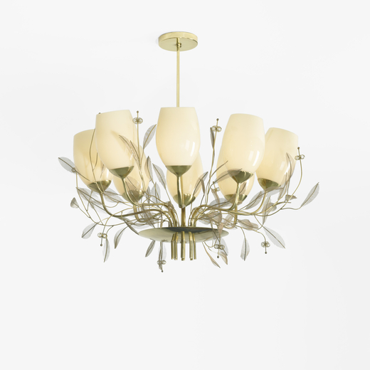Wright-Chandelier