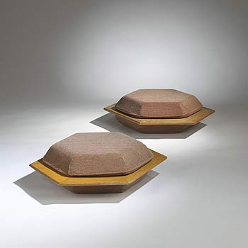 Hassock for Wingspread