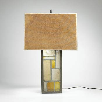 Table lamp for the Heritage Henredon Sho