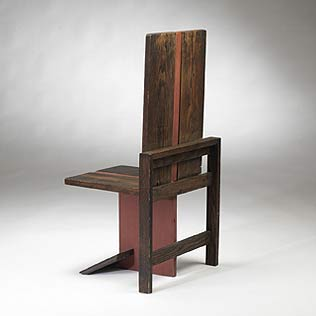 Dining chair for Taliesin III