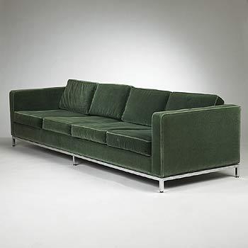 Sofa for the Yamasaki residence