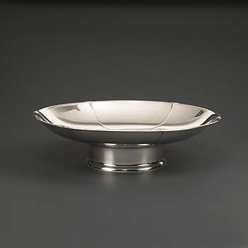 Footed bowl, model SD71