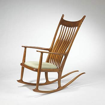 Nanny Rocker II de Wright