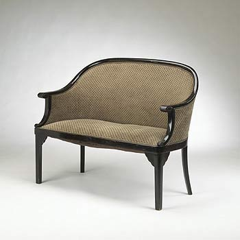Settee by Wright