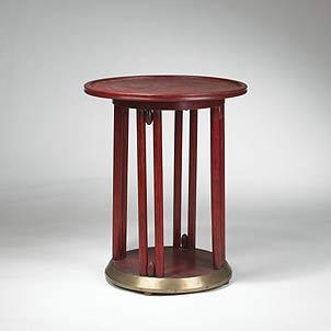 Side table de Wright