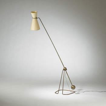 Equilibrium floorlamp