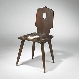 Maison Rurale chair
