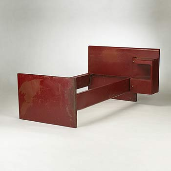 Bed for the Sanitorium Plateau d'Assy