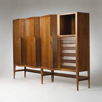 Custom cabinet by Wright