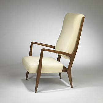 Armchair, model no. 589