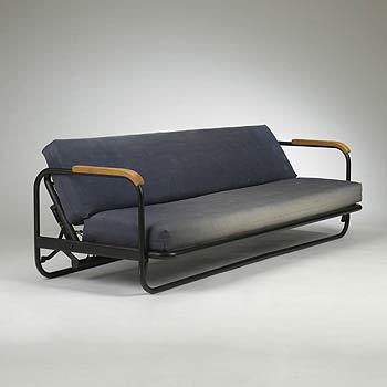 Model 63 convertible sofa