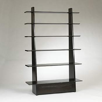 Wright-Bookcases model 5264, pair