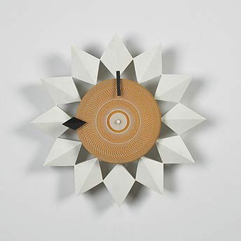 Motion Notion wall clock