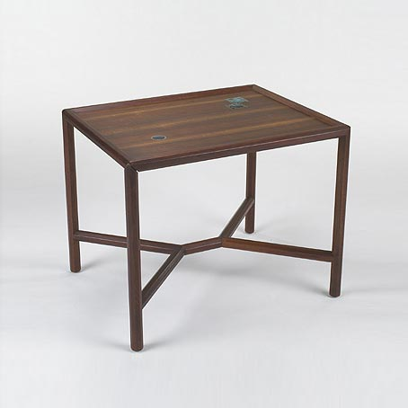 Janus occasional table de Wright