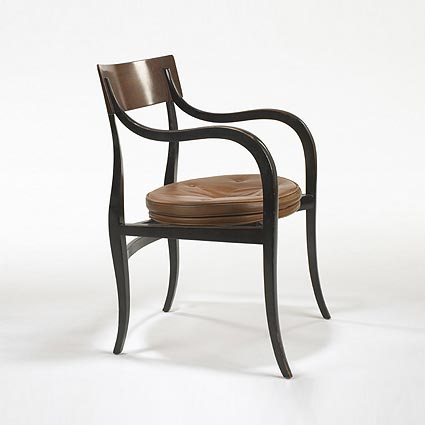 Alexandria chair, model 6004