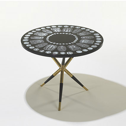 Occasional table von Wright